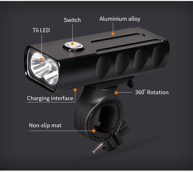 Safety Bike Light