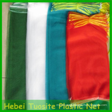 HDPE Monofilament Packing Mesh Bags for Fruit, Vegetable , Onions , Potatoes , Firewood ...
