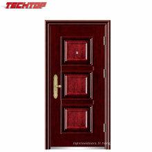 TPS-126 modèles de portes indiennes extérieures de modèles de fantaisie chauds de vente