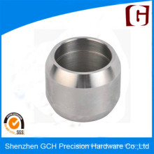 Usinagem de peças de aço inoxidável de alta precisão