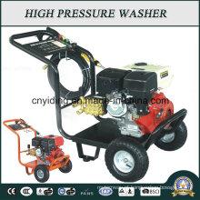 200bar Máquina de lavagem de alta pressão do motor de gasolina 15L / Min (YDW-1004)