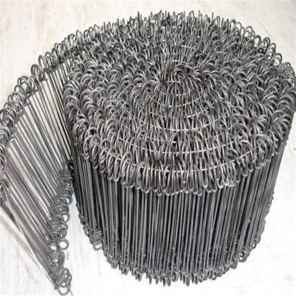 Galvanized/black annealed/PVC Coated double Loop Tie Wire