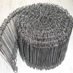 Γαλβανιζέ/Μαύρο annealed/PVC με επικάλυψη διπλή βρόχο ΔΕΣΙΜΑΤΑ