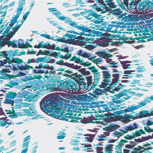 Tela de seda impresa digital de la gasa de la moda (XF-0051)