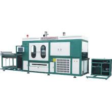 Автоматическая вакуум-формовочная машина типа PLC