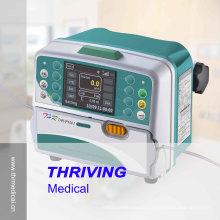 Pompe à perfusion volumétrique à contrôle médical informatisé