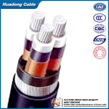 Three-Phase Cable Price 6/12kv 12/20kv 120mm2 XLPE PVC Power Cable