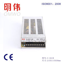 SMPS S-201-24 Switching Power Supply 24V