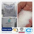 Cristal de sulfate d'ammonium 20,5% -21% Min