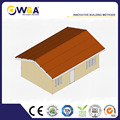 (WAS1506-60D)China Beautiful Desigh Fast Built Prefab Houses Manufacturer
