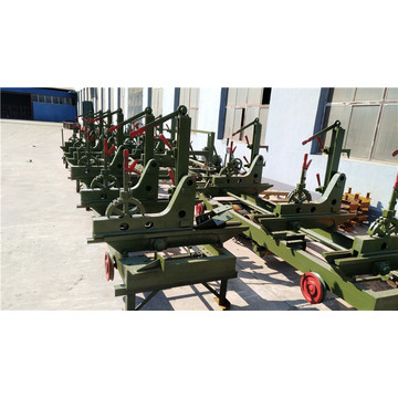 high precision electric saw carriage