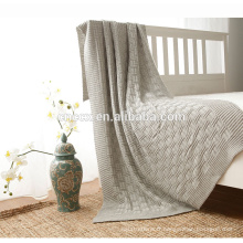 PK17ST375 jupe tricotée en cachemire tricot tissé tissu organique
