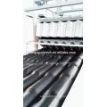 pp pe /plastic de ligne de production de toit tuile tuile recycle faisant la machine