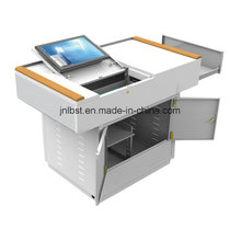 Pódio digital diretamente da fábrica