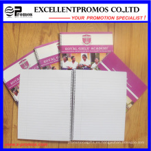 A5 Custom Spiral Notebook para regalo promocional (EP-B581401)