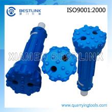 Presión de aire alta DHD350 Pozos de agua DTH para minería