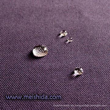 PU, PA, tela de algodón revestida del PVC, lona del algodón, tela cruzada del algodón