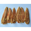 Pure natural chicken jerky dog treat