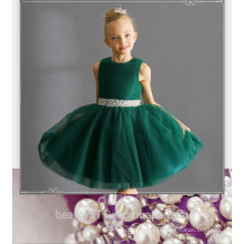 Children Girl 7th Birthday Party Lace Maxi Dress For Kids With Latest Design ED692