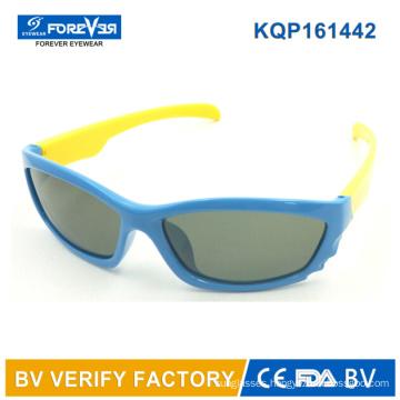 Kqp161442 Good Quality Children′s Sunglasses Soft Frame