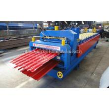 Supply for Roof Roll Forming Machine Cold Steel Profile Roll Forming Machine supply to Kazakhstan Manufacturers