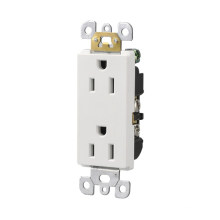 15A 125V UL498 Wall Outlet