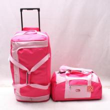 2014 new stock duffel bag with trolley