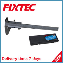 Fixtec Hand Tools 0-150mm Acero inoxidable Vernier Caliper
