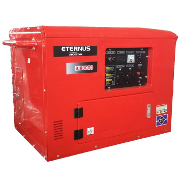 Pertrol Generator Set for Villa (BH8000)