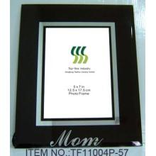 Мода печатных фото рамка стекла
