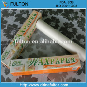paper baking supplies/paper food wrap/paper for meat
