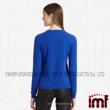 Подгонянная круглая шея Woolen-sweater-конструкции-для-повелительниц