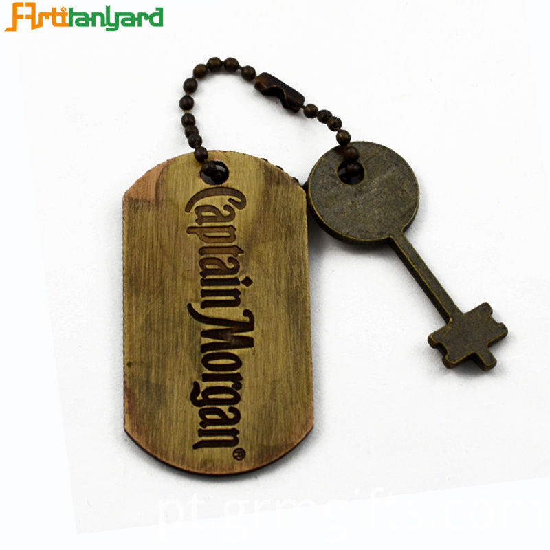 Personalized Dog Tag For Men
