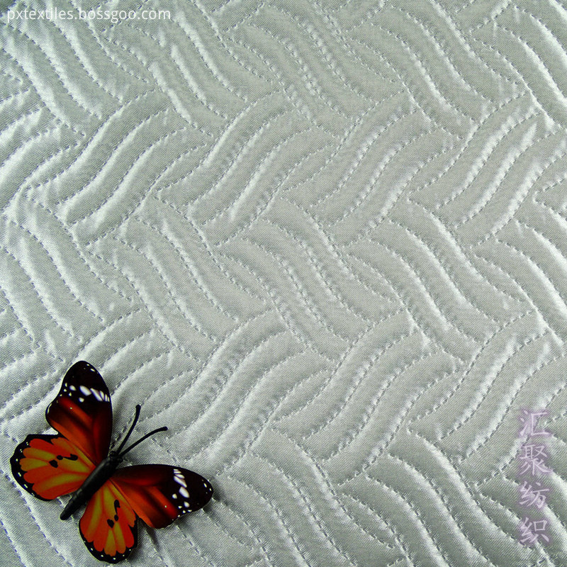 Ultrasonic Embossing Bedspread