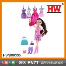 Beauty fashion cute dolls para la venta