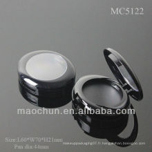 MC5122 Emballage compacte en forme ovale
