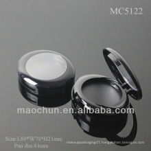 MC5122 Oval-shaped blush compact packing