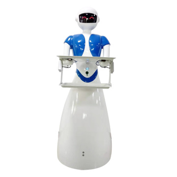 Delivery Food Serving Waiter Robot para restaurante