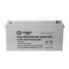 12v 150AH GEL battery inverter for 3kw system
