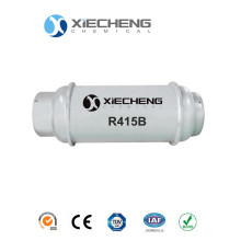 China for Air Conditioning Refrigerating Mixed Refrigerant r415B gas 11.3kg for R134A substitutes export to Slovenia Supplier