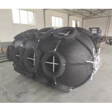 pneumatic type natural rubber ship protection marine fender