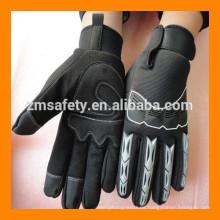 Heavy Duty TPR Knuckle Protection Guantes antivibración