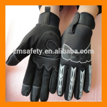 Gants anti-vibration robustes TPR Knuckle Protection