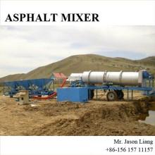 Portable Continuous 40t/H Asphalt Concrete Mixer