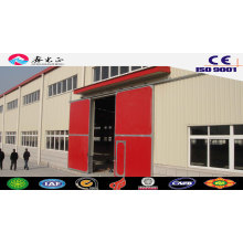 Low Cost Prefabricated Steel Framed Workshop (SSW-14331)