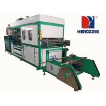 Machine automatique de récipient de récipient de plat en plastique de formation