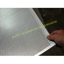 2mm Aluminum Perforated Sheet / Decorated Perforated Metal (XM-D43)