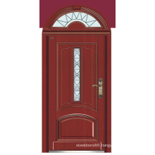 Italy Armored Steel Door Bedroom Door China Supplier (D4012)