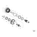VOE14558069 Heavy parts for EW140C  EW140D
