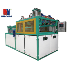 Plastic blister vacuum forming machine for thick material